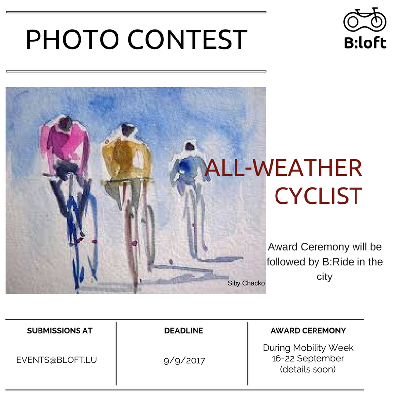 Photo Contest, 9 September 2017