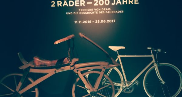 '2 Wheels – 200 Years' Exhibition In Technoseum, Mannheim