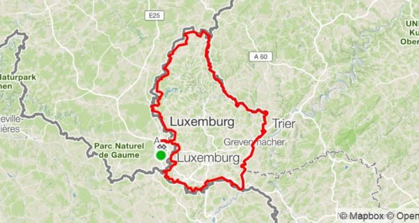 Tour Du Luxembourg By Bicycle – Interview With Christian Huberty